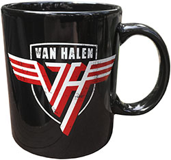 Van Halen Logo Mug