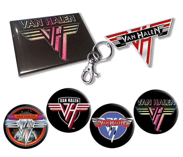 98e7ce17130 Accessories Set  Van Halen Store