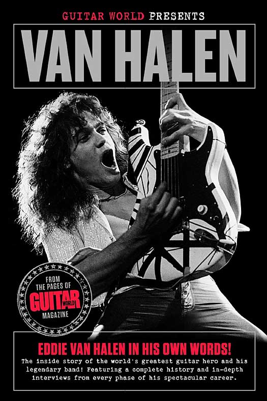 Guitar World Presents Van Halen Van Halen Store