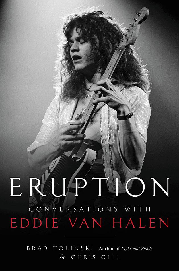 Buy 'Eruption: Conversations with Eddie Van Halen' at Van Halen Store