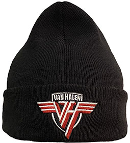 Nouveau Van Halen Baseball Cap Couples Logo Maille Hip Hop Chapeau Mode Hommes Femmes Sun