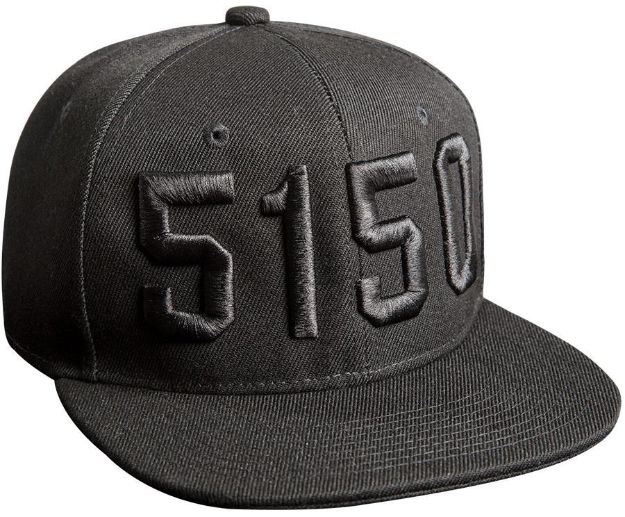e51b06bf 5150 Blackout Hat: Van Halen Store