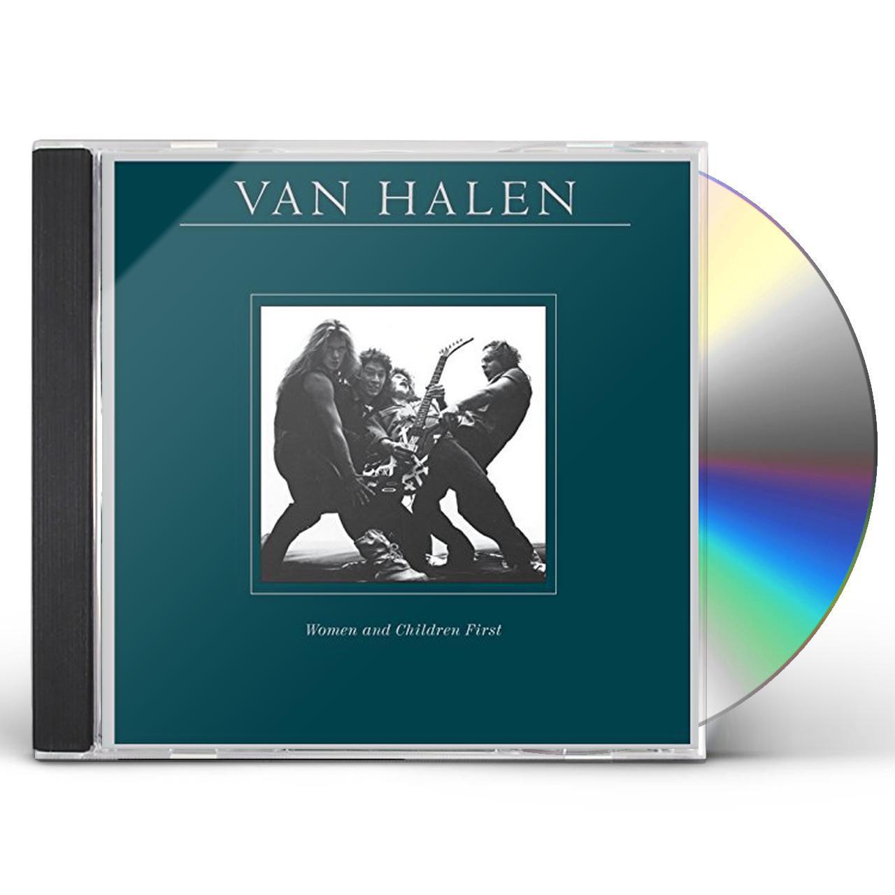 f41045f03d4 Women And Children First CD (2015 Remaster)  Van Halen Store