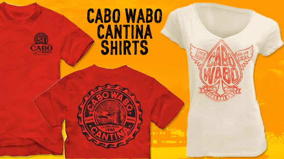 9bfd5767643 Van Halen Related Shirts. View All Mad Anthony Cafe Shirts View All Cabo  Wabo Cantina Shirts