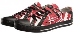 Striped Sneakers  Van Halen Store 9f88f67e9