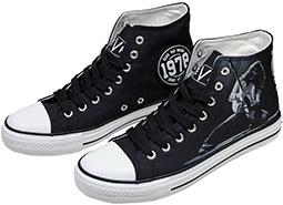 d923b78ad6e61b Eddie Van Halen Sneakers   Flip FLops  Van Halen Store