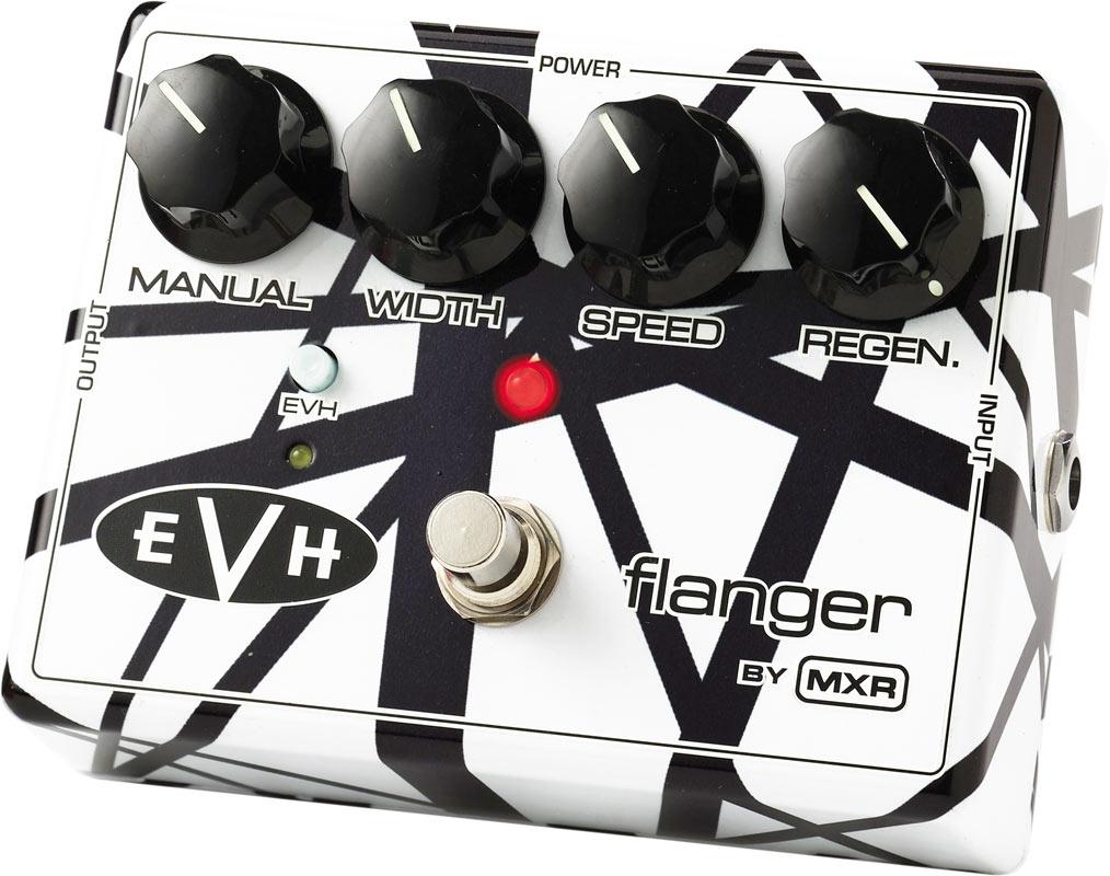 85bc58128c4 MXR EVH-117 Eddie Van Halen Flanger  Van Halen Store