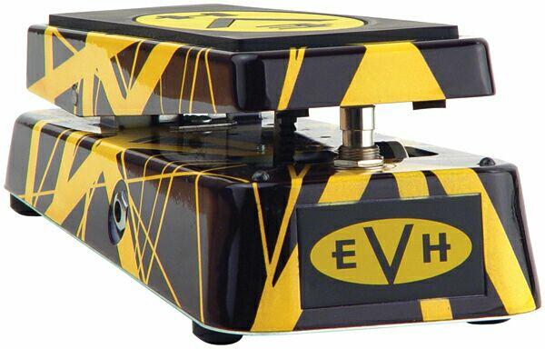 Evh Signature Wah Pedal Van Halen Store