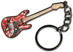 EVH Guitar Keychain today!
