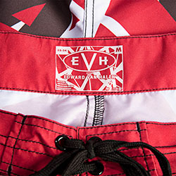 New Eddie Van Halen Board Shorts