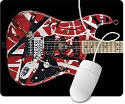 Van Halen Mousepad