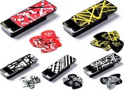 10968960cc9 Complete Set of EVH Graphic Series Pick Tins