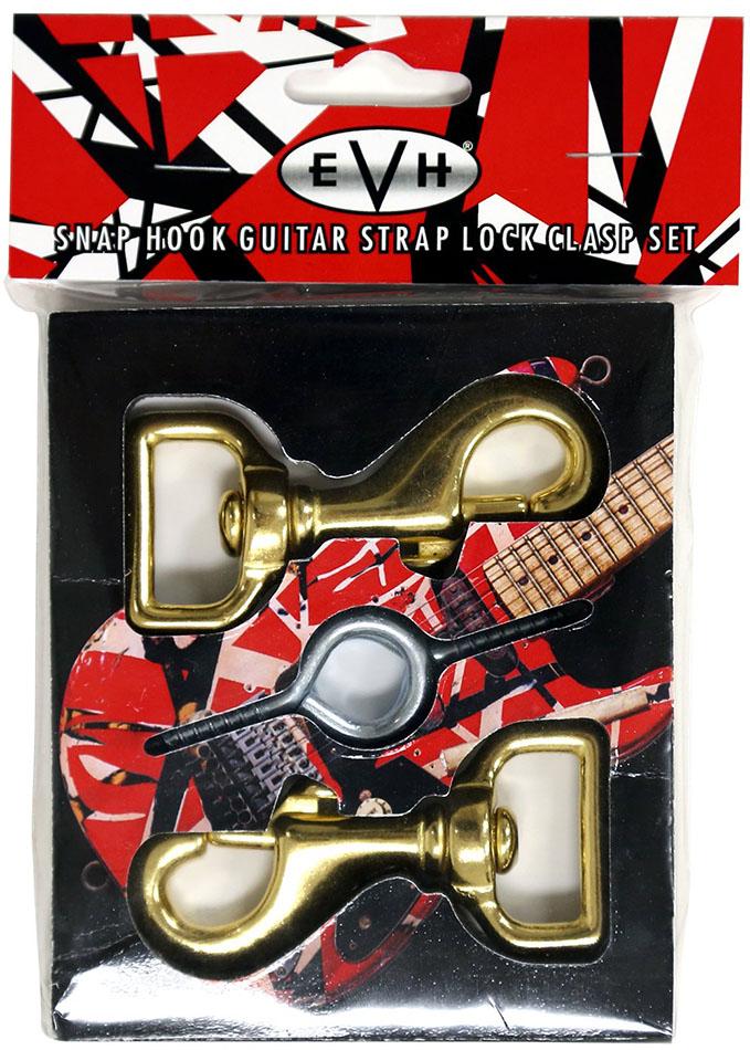Evh Strap Clasps W Eye Hooks Van Halen Store