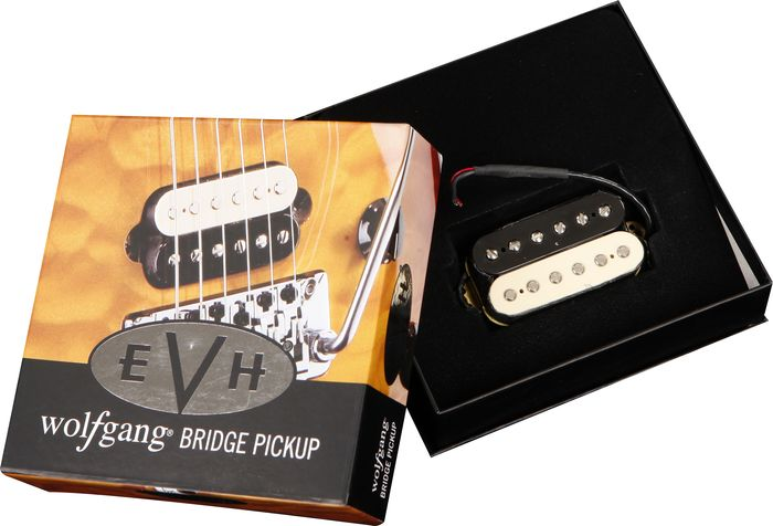 Evh Wolfgang Bridge Pickup  Black And White  Van Halen Store