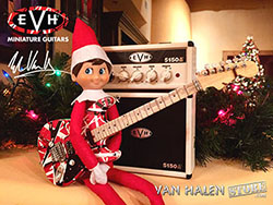 Eddie Van Halen Mini Guitars 4