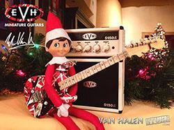 Eddie Van Halen Mini Guitars 4