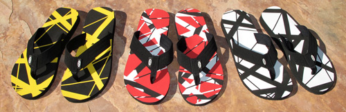 2c2f2960cae Get All Three pairs of EVH Flip-Flops and Save!