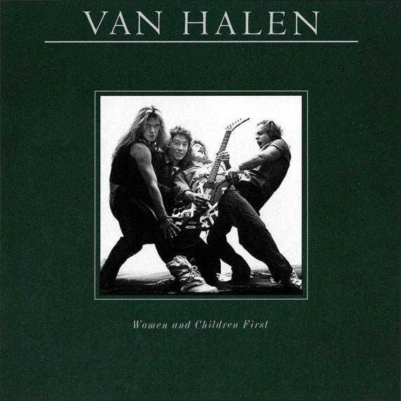 Women And Children First 180 Gram Vinyl Lp Van Halen Store
