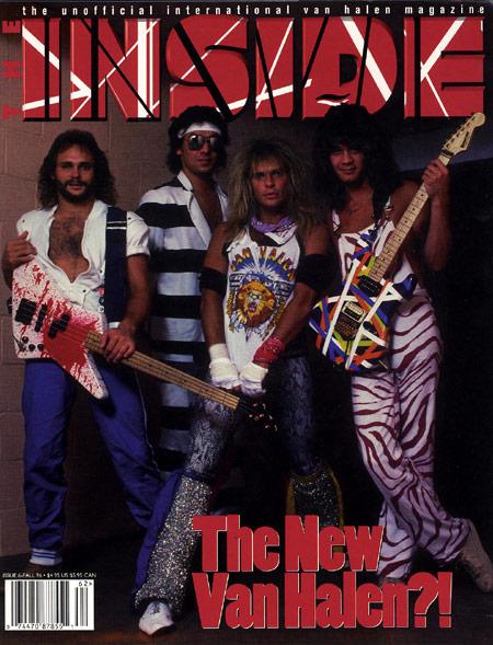 The Inside Magazine 6 Van Halen Store