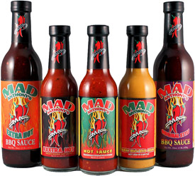Michael Anthony's Sauces