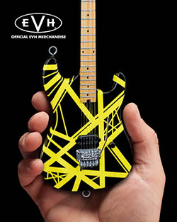 Eddie Van Halen Mini Guitars 2