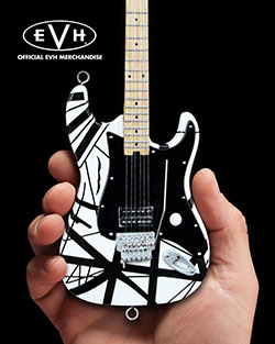 Eddie Van Halen Mini Guitars