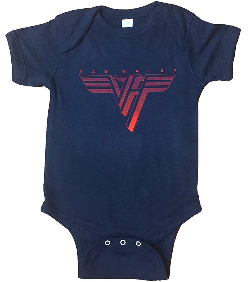 Infant bodysuit onesie van halen store