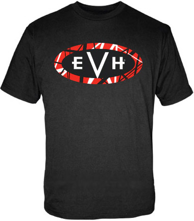 b8f066c1865 EVH Logo Shirt  Van Halen Store