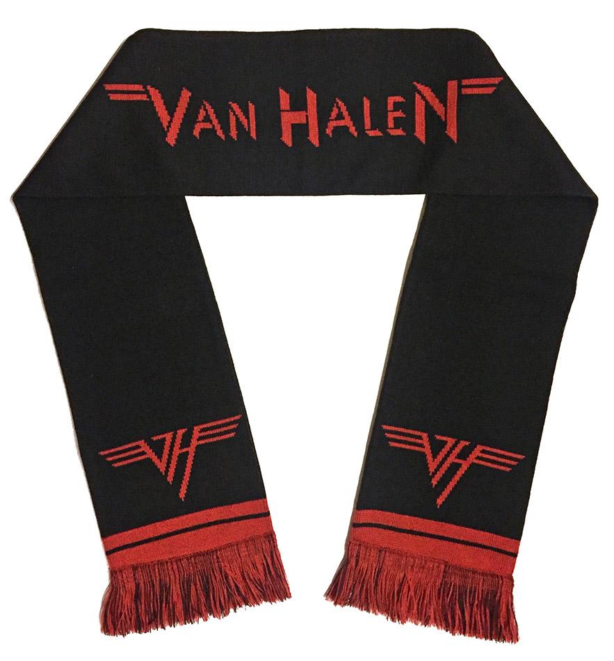 f20da1df772 Van Halen Knit Scarf  Van Halen Store