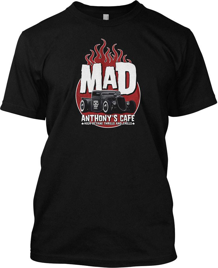 Mad Anthony's Cafe Rat Rod Shirt