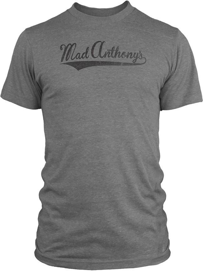 Mad Anthony's Cafe Athletic Shirt