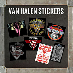 Van Halen Sticket Set