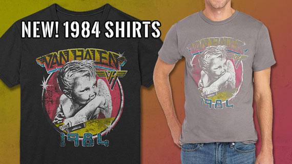 dfda8e8d Van Halen Store - Huge Selection of Official Merchandise & Memorabilia