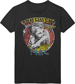 Black 1984 Shirt
