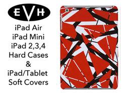EVH iPad Hard Cases