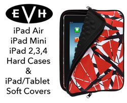 EVH iPad Soft Covers