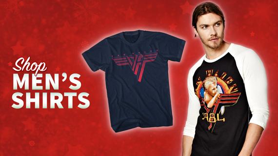 Van Halen Store Huge Selection Of Official Merchandise