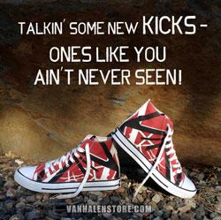 New EVH Sneakers