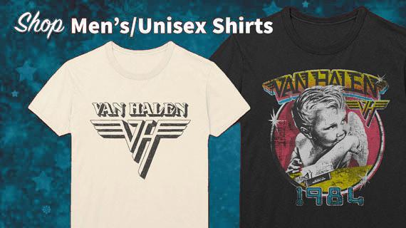 dd305ba879c86 Women's Van Halen Shirts: Van Halen Store
