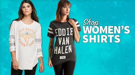 of Official Selection Halen Memorabilia Store Huge Van Merchandiseamp; thCxdBrsQ