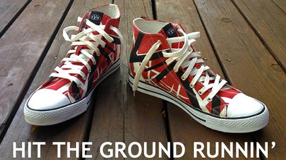 EVH Shoes & Flip Flops