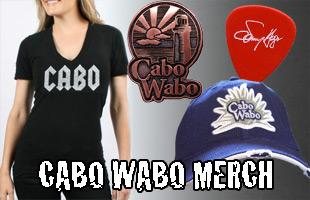 Cabo Wabo Merchandise