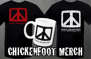 Chickenfoot Merchandise