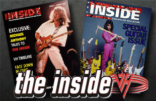View All Issues of Van Halen's Official Magazine
