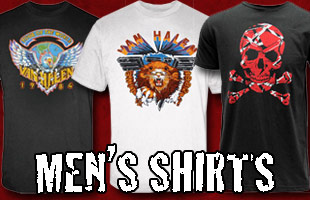 View All Van Halen Shirts for Men