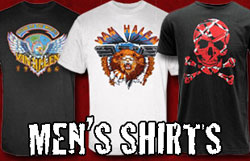 Men's Van Halen Shirts