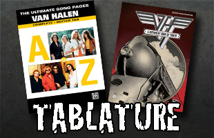 View All Van Halen Guitar and Keyboard Tablature