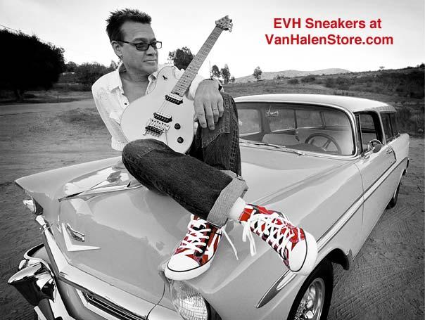 EVH Sneakers